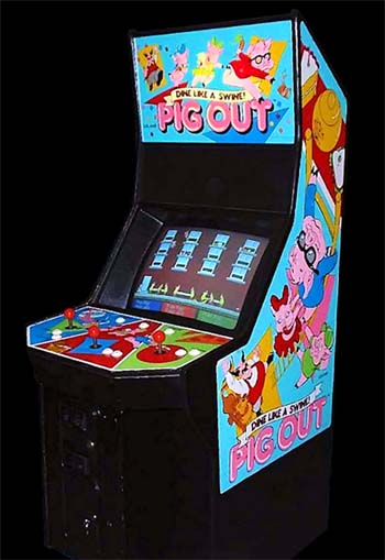 Arcade Cabinet Art Discussion - Mike Matei Blog - Mike Matei