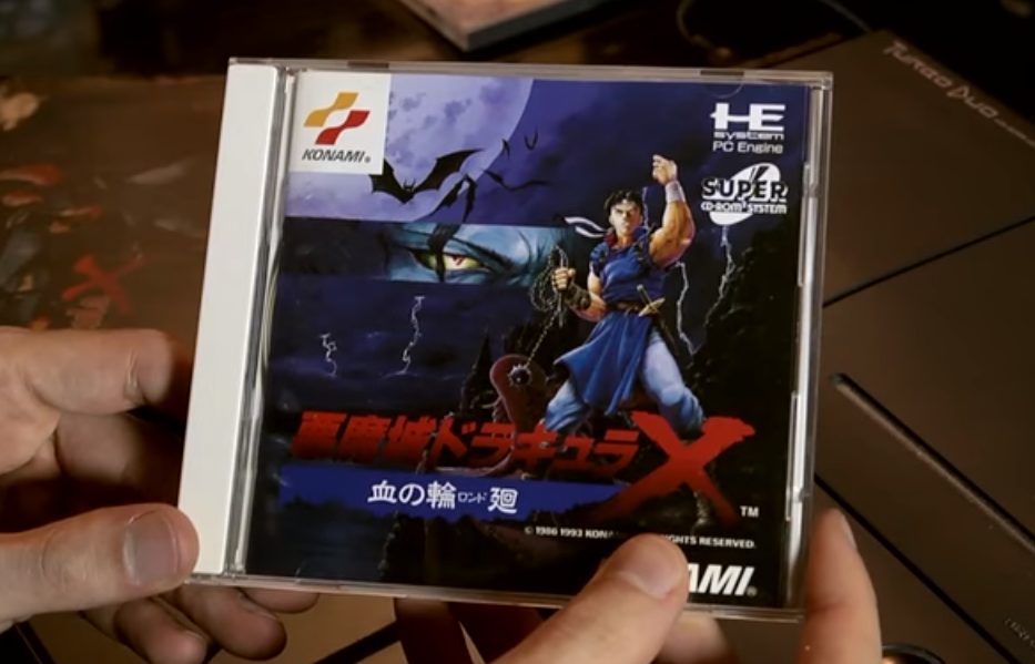 Obscure Gems: Castlevania: Rondo of Blood (PC Engine CD) - Mike